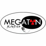 Logo da emissora Radio Megaton 106.7 FM