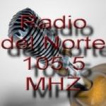 Logo da emissora Radio Del Norte 105.5 FM