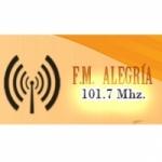 Logo da emissora Radio Alegria 101.7 FM