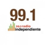Logo da emissora Radio Independiente 99.1 FM