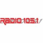 Logo da emissora Radio 105.1 FM