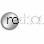Logo da emissora Radio Red 101 101.5 FM