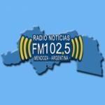 Logo da emissora Radio Noticias 102.5 FM