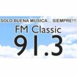 Logo da emissora Radio Classic 91.3 FM