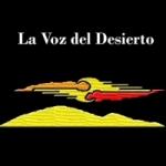 Logo da emissora Radio La Voz del Desierto 95.3 FM