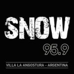 Logo da emissora Radio Snow 95.9 FM