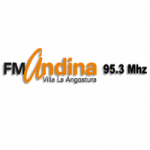 Logo da emissora Radio Andina 95.3 FM