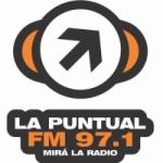 Logo da emissora Radio Puntual 97.1 FM