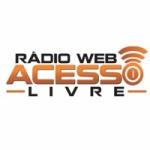 Logo da emissora Rádio Web Acesso Livre