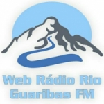Logo da emissora Web Rádio Rio Guaribas FM