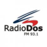 Logo da emissora Radio Dos 93.1 FM