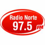 Logo da emissora Radio Norte 97.5 FM
