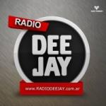 Logo da emissora Radio Dee Jay Argentina