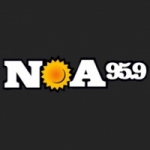 Logo da emissora Radio NOA 95.9 FM