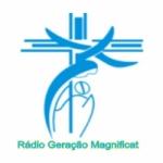 Logo da emissora Rádio Geração Magnificat
