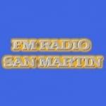 Logo da emissora Radio San Martin 98.7 FM