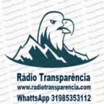 Logo da emissora Rádio Transparência