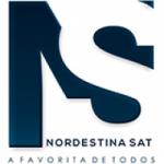 Logo da emissora Nordestina Sat