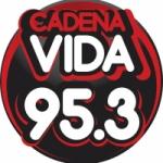 Logo da emissora Radio Cadena Vida 95.3 FM