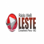 Logo da emissora Web Rádio Leste
