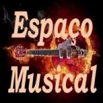Logo da emissora Espaço Musical