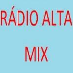 Logo da emissora Rádio Alta Mix
