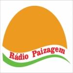 Logo da emissora Rádio Paisagem