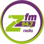 Logo da emissora Radio Zeta 94.7 FM
