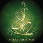 Logo da emissora Celtic Christmas