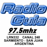 Logo da emissora Radio Guia 97.5 FM