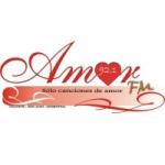 Logo da emissora Radio Amor 92.1 FM