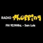 Logo da emissora Radio Shopping 92.9 FM
