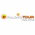 Logo da emissora Radio Tour 100.7 FM