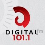 Logo da emissora Radio Digital 101.1 FM