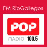 Logo da emissora Radio Río Gallegos 100.5 FM