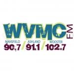 Logo da emissora WVMC 90.7 FM