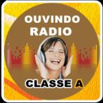 Logo da emissora Rádio Classe A