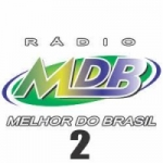 Logo da emissora Rádio MDB 2