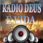 Logo da emissora Rádio Deus E Vida