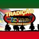 Logo da emissora Tradição Web Rádio