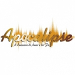 Logo da emissora Apocalipse FM