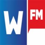 Logo da emissora Rádio Woods 105.5 FM
