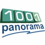 Logo da emissora Radio Panorama 100.1 FM