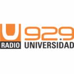 Logo da emissora Radio Universidad 92.9 FM