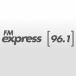 Logo da emissora Radio Express 96.1 FM