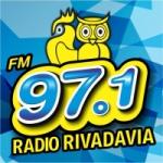 Logo da emissora Radio Rivadavia 97.1 FM