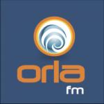 Logo da emissora Orla FM
