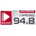 Logo da emissora Antenne Landau 94.8 FM