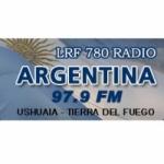 Logo da emissora Radio Argentina 97.9 FM 780 AM