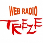 Logo da emissora Web Rádio Treze FM